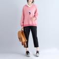 Женский свитер с длинными рукавами