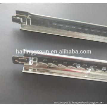 Aluminium Ceiling T-grid Factory, Galvanized T-grid