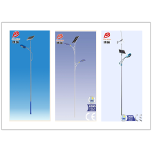 (LDSB-0016) Éclairage de rue à double bras extérieur / poteau lumineux de 10 m