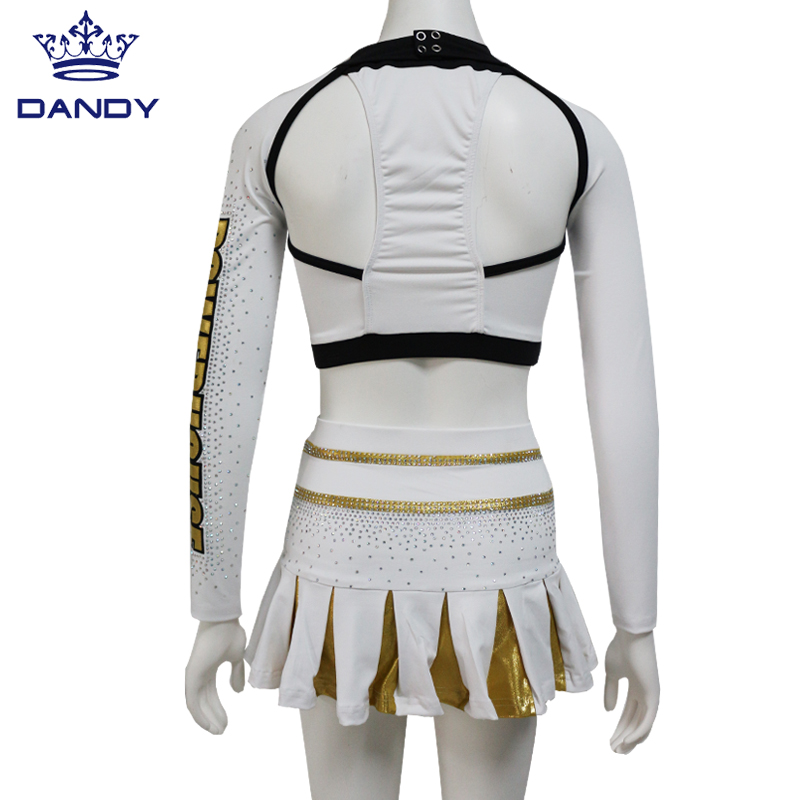 cheer dance costume ideas