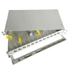 19 Zoll Rack Mount Fiber Optic Patch Panel