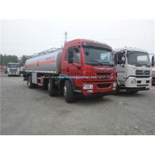 FAW 18300Liter oil loading fuel tanker refuel truck