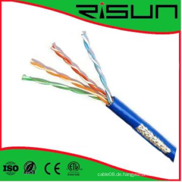UTP / FTP / SFTP Cat5e Kabel LAN Kabel mit hoher Qualität