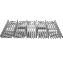 China supplier hy rib formwork/stainless steel ribbed formwork/plastic concrete formwork