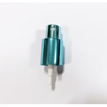 18/415 perfume mist pump sprayer with aluminum cover