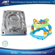 Fabricante profesional del molde de inyección de plástico Nuevo diseño Molde del andador de juguete Molde de juguete todo para el bebé