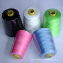 Fil à coudre 100% polyester filé