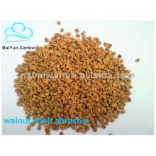 BaiYun 8-30 mesh nuez para shell abrasivo