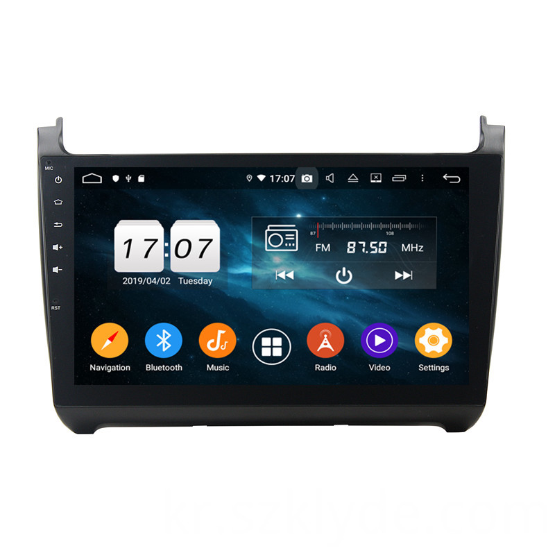 oem car dvd player for POLO