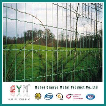 Grillage de clôture de ferme / clôture de grillage en acier