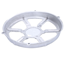 high quality custom deep drawn parts polished aluminum alloy 5052 deep drawing fan cover