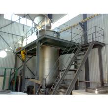 Máquina de branqueamento e acabamento de gaze de algodão absorvente