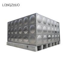 Réservoir d'eau de stockage de l'eau en acier inoxydable 304 assemblé