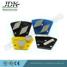 Алмазные трапециевидные шлифовальные диски для шлифования бетонных поверхностей