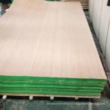 Chapa de madera de 0.3mm