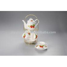 teapot porcelain SS17