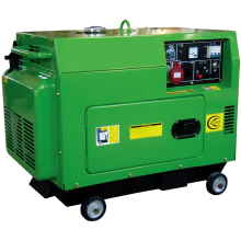 Silence 3KW diesel generator with OEM serviice