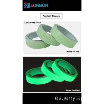 Material Impreso Glow The Dark Tape