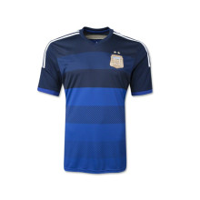 argentina world cup football jersey