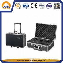 Black Large Hard Camera Equipment Travel Case Hc-2010