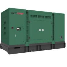 Generador diesel silencioso 625kVA con el motor de Volvo (UV625G)
