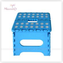 23 * 19 * 19cm tabouret pliable en plastique vigoureux pour le stockage facile