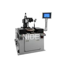 Machine de correction d'équilibrage de l'armature automatique du rotor de type vertical