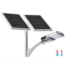 120W Modular entwickelt Solar Power-LED-Straßenlaterne