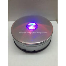360 degree Rotating Turntable Display Stand with LED