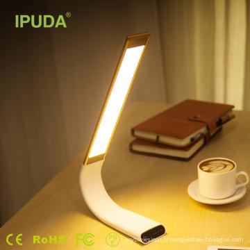 Lampe chaude portative de contact de lumière avec du CE / FCC / ROHS