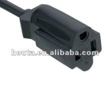 Conector elétrico Conector 5-15R UL CSA