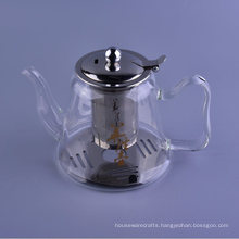 Wholesale Thermo Glass Hot Water Pot Decorative