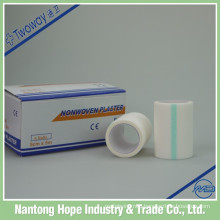 MEDICAL ADHESIVE NON WOVEN PLASTER TAPE