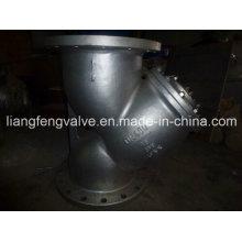 Stainless Steel Y-Strainer RF