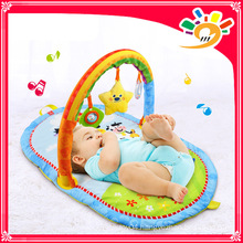 Cheap Baby Mats Colorful Baby Play mat/Baby fitness frame