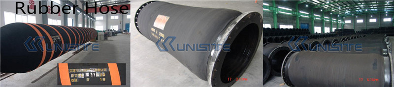 Flexible Black Hose Rubber