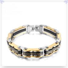 Joyería de moda joyería pulsera de acero inoxidable (hd201)