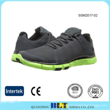 Zapatillas deportivas atléticas de Mesh Upper Men para hombre al por mayor