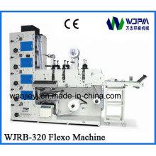 Roatry-Flexo-Druckmaschine (WJRB-320)