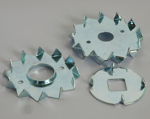 Stainless steel stamping Nuts Washers