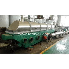 Monosodium glutamate dryer / Vibrating fluid bed dryer