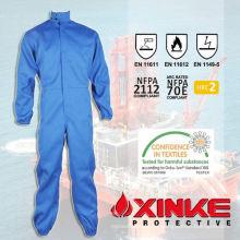 ropa de seguridad minera resistente al fuego para los trabajadores