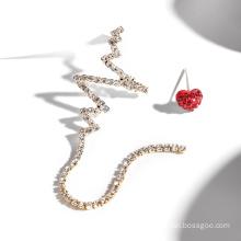 gift fashion charm style long tassel earring