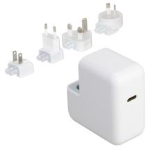 Adaptateur pour ordinateur portable Type-C 30W pour Apple