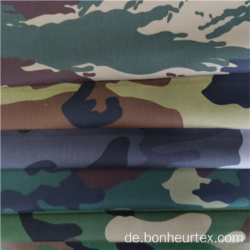 TC Blend Twill Military Camouflage Stoff