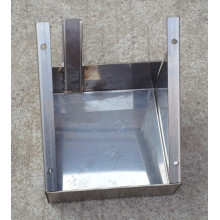 Metall-Stanzteil Customized Fastener Bending Ersatzteil