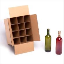 Boîte à bière en carton de 12 bouteilles