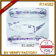 Fashion Flower Rahmen Lesebrille (R14082)