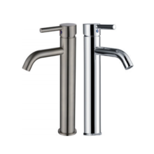 Bathroom Faucet with thin handle