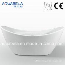 CE / Cupc genehmigt Sanitärkeramik Badezimmer Badewanne Duschkabine